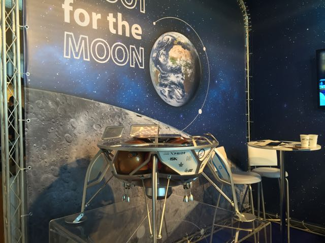 SpaceIL at the 2015 International Astronautical Congress