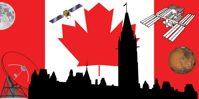 Canadian space luminaries urge the government to take more action on space exploration, strategy