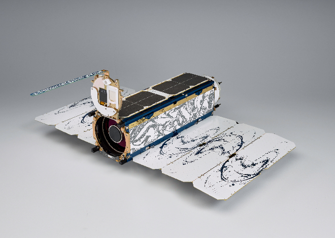 Planet Labs Dove satellite
