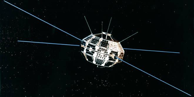 Alouette satellite