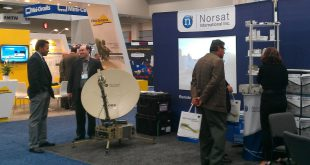 Norsat at Satellite 2013.
