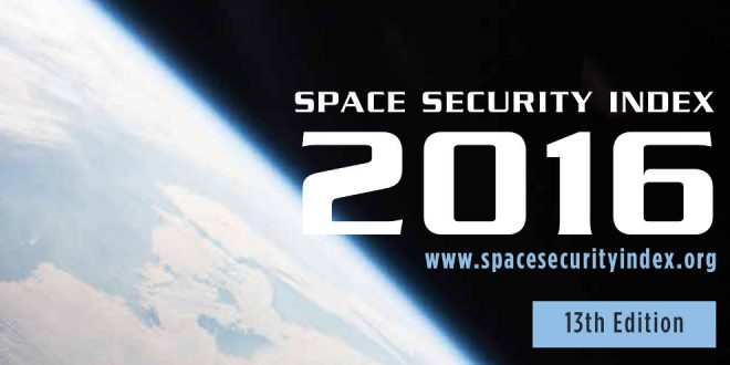 The Space Security Index 2016