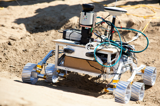 Kapvik micro-rover