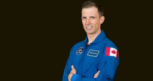 Canadian Space Agency astronaut Joshua Kutryk