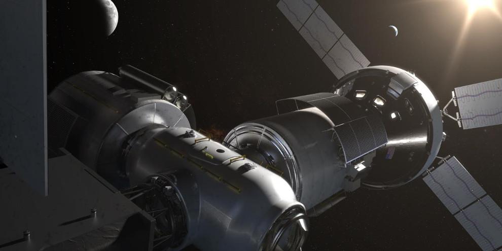 NASA habitation concept