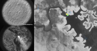 GHGSat Claire satellite data