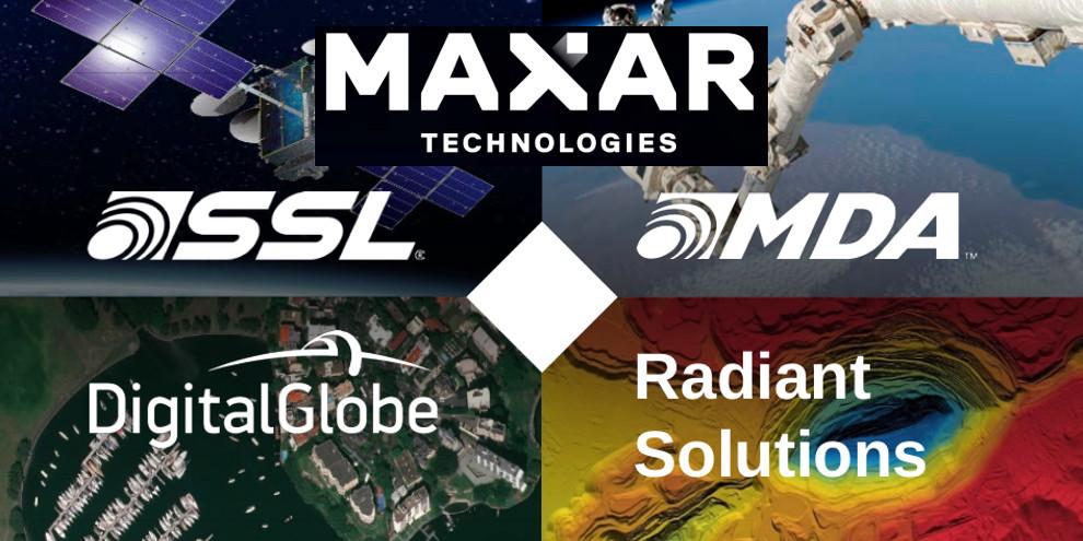 MDA to become Maxar Technologies