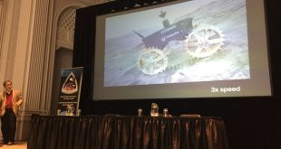 Dr. Kazuya Yoshida keynote at the Canadian Space Society Space Summit