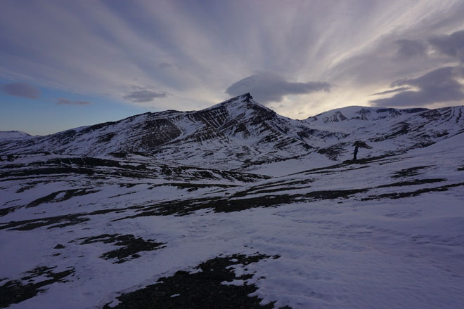 Researchers tested the life-detection platform in the Canadian high Arctic, a climate analogous to that of Mars