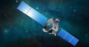 BSAT-4a satellite artist rendering