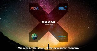 Maxar Technologies investor day presentation