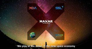 Maxar Technologies investor day presentation