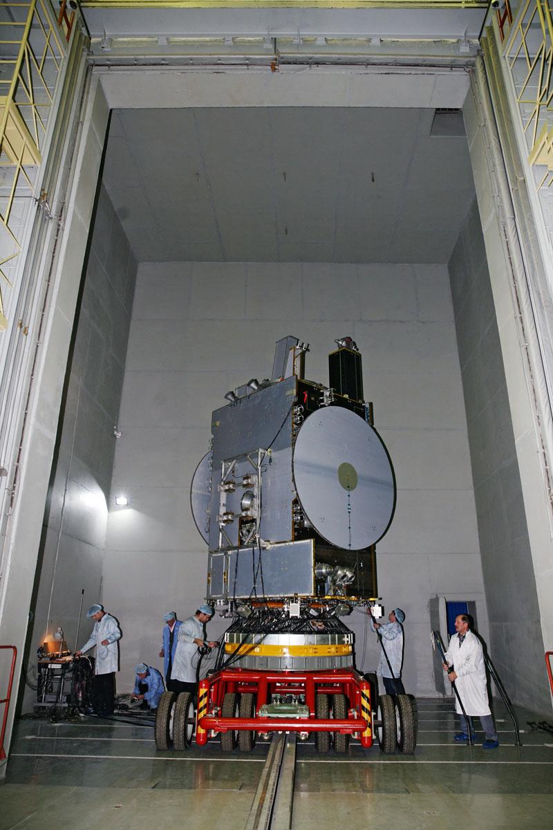 MDA prime contractor - Lybid Satellite