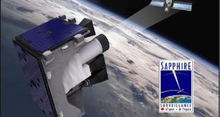 The Sapphire satellite