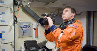 ISS eye issues Mike Barratt