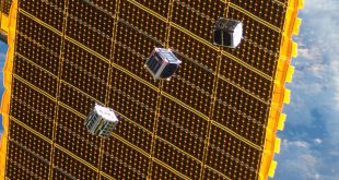 CubeSat deployment expedition 33