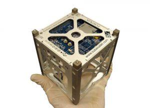 OUFTI-1 CubeSat