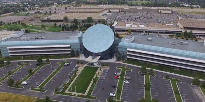 DigitalGlobe headquarters in Colorado