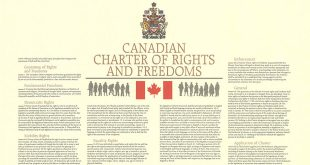 Canada Charter of Rights and Freedoms