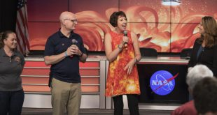 NASA Parker Solar Probe Science briefing
