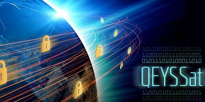 QEYSSat Phase A Satellite Technology Funded
