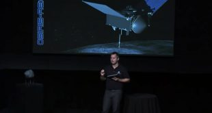 Tim Haltigin, Planetary Senior Mission Scientist at the Canadian Space Agency talks about the OSIRIS-REx mission to asteroid Bennu as part of World Space Week
