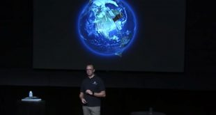 Canadian Space Agency expert Steve iris discusses the RADARSAT Constellation Mission