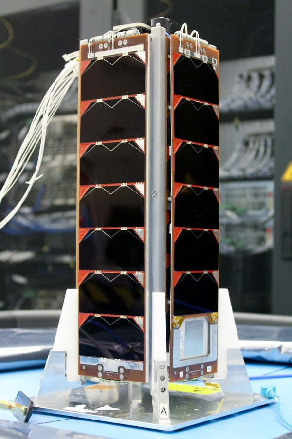 VESTA satellite