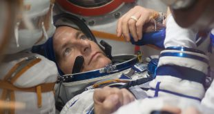 Expedition 58 crew member David Saint-Jacques