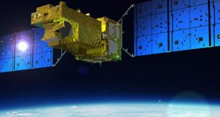 Rendering of Japan's GOSAT-2