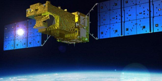 Rendering of Japan's GOSAT-2