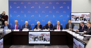 Roscosmos press conference on the results of the work of the State Commission to determine the causes of the Soyuz MS-10 launch failure of October 11, 2018