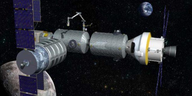 Deep space exploration robotics on a cislunar habitat