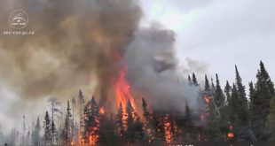 How we monitor wildfires and natural disasters is about to change