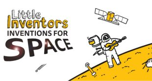Little Inventors: Inventions for Space Contest