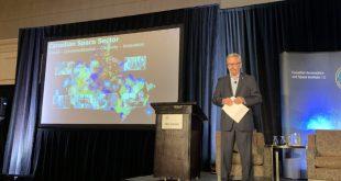 Canadian Space Agency president Sylvain Laporte