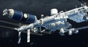 NanoRacks Space Outpost illustration.