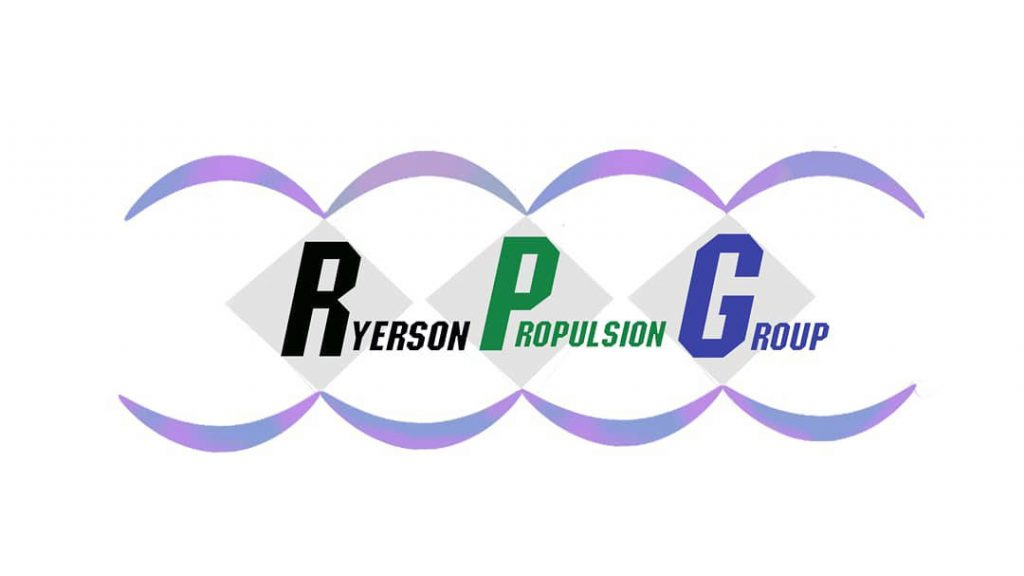 RPG logo. Credit: Ryerson Propulsion Group