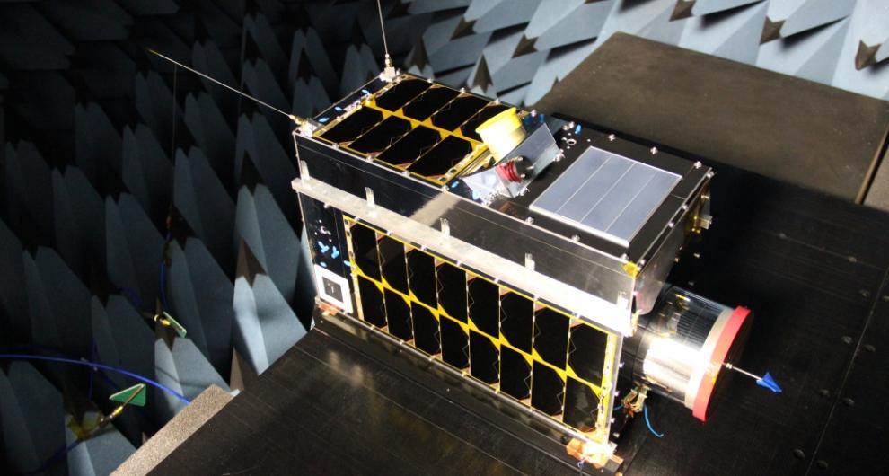 GHGSat-C1 known as Iris.