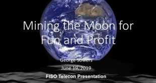 Mining the Moon for Fun and Profit presentation