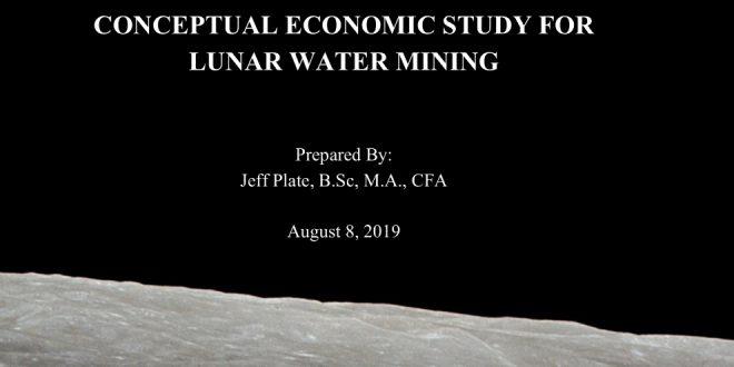 WGM lunar water study