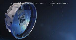 Rocket Lab's in-house designed and built Photon satellite platform