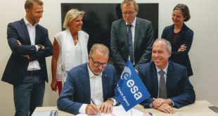 GHGSat signs agreement with CSA and ESA