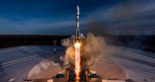 A Soyuz 2.1A rocket