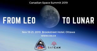 The 19th Annual Canadian Space Summit