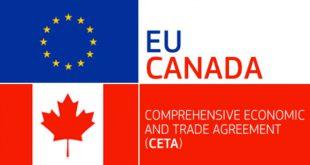 Canada - EU trade agreement