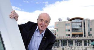 John S. MacDonald in 2013