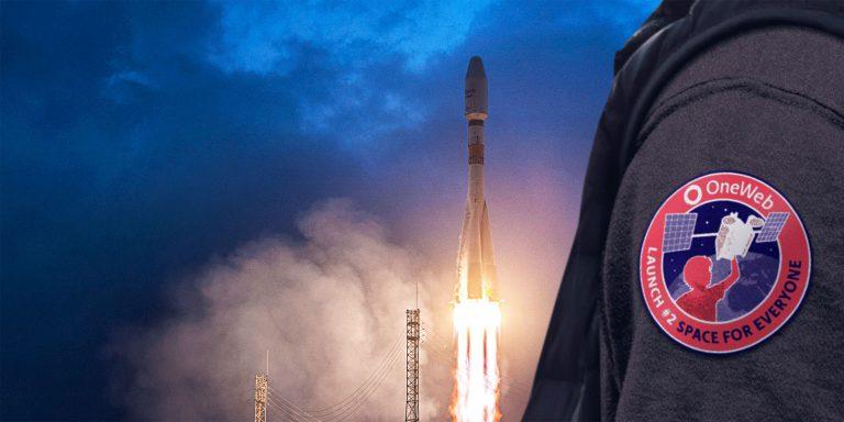 OneWeb launch of 34 satellites on a Soyuz February 6, 2020