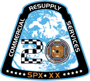 SpaceX CRS-20 mission logo