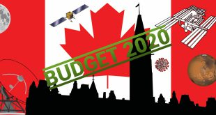 Canadian Space Agency budget 2020